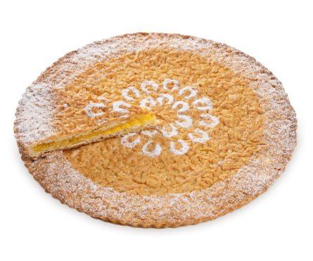 Пирог «Лимонник»