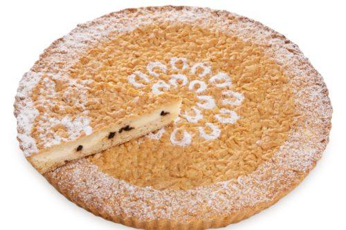 Пирог «Творожник»