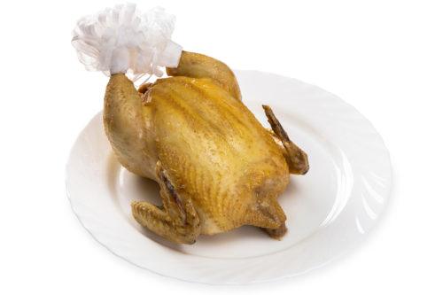 Курица отварная