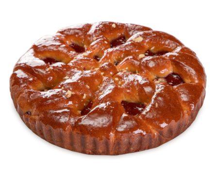 Сдобный пирог
